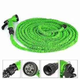 Tuyau d' arrosage - Magic hose - Vert - 30 Mètres