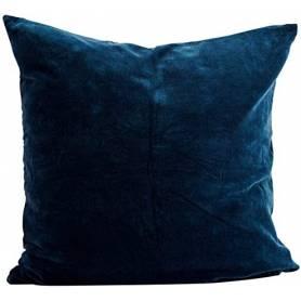 Coussin Inspire -  Bleu  Nuit  - Velours 40*40cm -