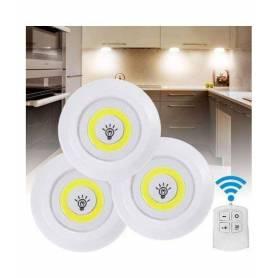 Lampe led sans fil avec télécommande