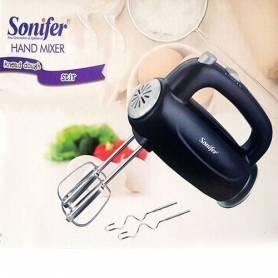 Sonifer Batteur électrique - SF-7012 - Noir