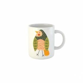 Mug Céramique83 - BIRD 2 - Blanc