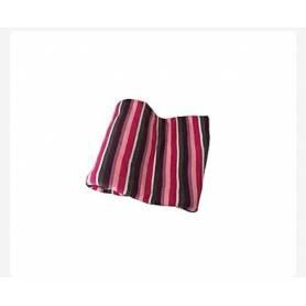 Plaid - Style écossais - Rose & noir