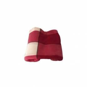 Plaid - Style écossais - Carreaux -  Rose
