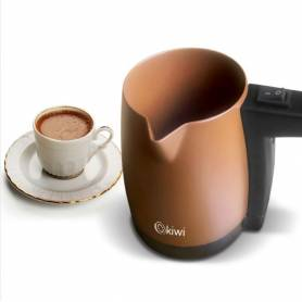 Kiwi Machine a café turc - Kcm7510 - 330ml - Double protection - 1000W