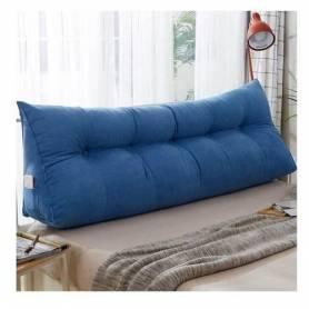 Coussin chevet - Bleu
