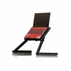 Support lit pour Pc Portable - Noir