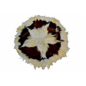 Tapis Peau de chever Mosaïque-1M