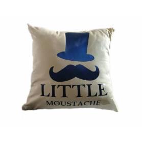 COUSSIN Little Moustache 45*45 cm Beige