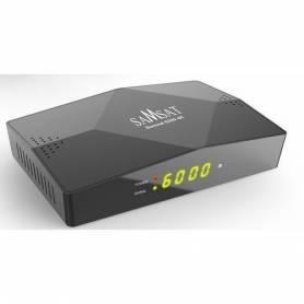 SAMSAT - Récepteur 6200 Résolution - 4K 3840p