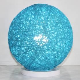 Veilleuse Boule - Bleu Ciel - SB