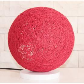 Veilleuse Boule - Rouge - SB