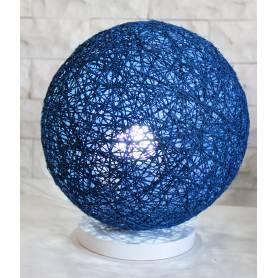 Veilleuse Boule - Bleu Foncé - SB