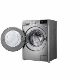 LG Lave linge 10.5 KG|Moteur Direct Drive™|6 Motion Direct Drive|Gris-Garantie 2 ans