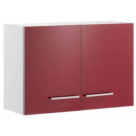 meuble haut cuisine 2 portes