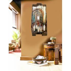 Tableau décoratif artistika - arc médina - 30 x50 cm