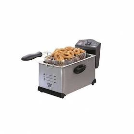 Friteuse - Fry plus - 3L - Cuve Inox - 30547 - Garantie 1 An
