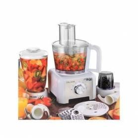 Robot De Cuisine My Kitchen - 800W - Blanc - PALS.30587 - Garantie 1 An