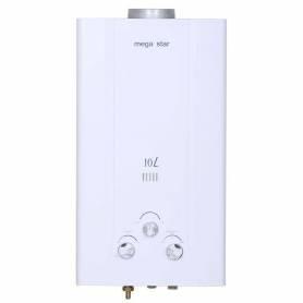 Chauffe Eau - 10 Litres - GPL - Blanc - Garantie 1 An