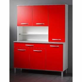 Buffet de cuisine-L 120 x H 185 x P 44 cm