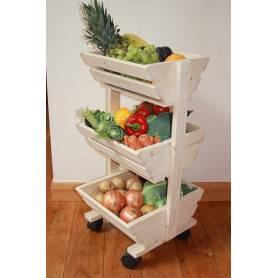 Rangement Légumes et fruits