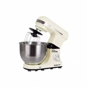 Topmatic Robot - Pétrin - 5L - 1400W - Crème - Made in Germany - PKM-1400 - Garantie 1 An