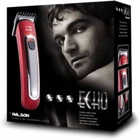 Tondeuse à Cheveux et Barbe - Echo - PALS.30061 - Rouge - Garantie 1 An