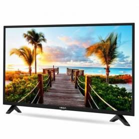 """VEGA téléviseur  32"""" HD LED + récepteur intégré - Noir"""