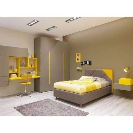Chambre Cyrine de couleur raffiné