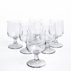 Bormioli Rocco Service de 12 verres à pied exécutif à eau - 26cl