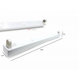 Support pour tube LED - 1.2m