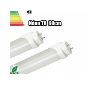 Tube Néan LED 9W - 8000k - 0.6m