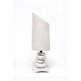Lampe de chevet - Blanc