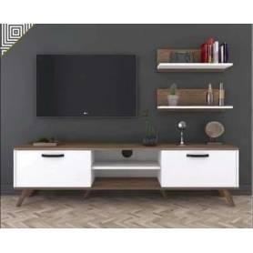 Meuble  TV-Marron