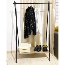Porte Vêtements-Noir