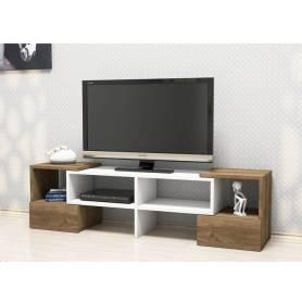 Meuble TV - FOLD - Bois MDF stratifié
