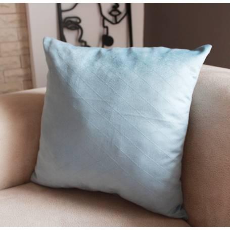 Coussin Décoratifs-Bleu