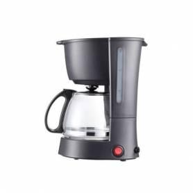 Kiwi Cafetière - 600 ml - KCM-7535 - Noir