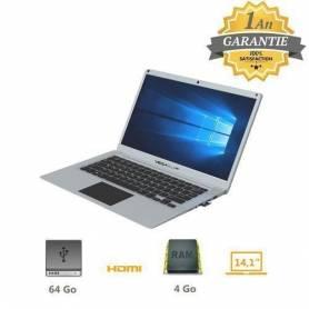 VEGABOOK-PLUs PC Portable- Silver Garantie: 1an