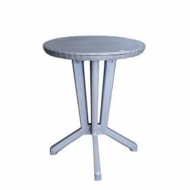Table Salon de Thé Cross - Gris