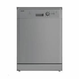 Lave vaisselle - Arcelik -Gris  (6355TS)