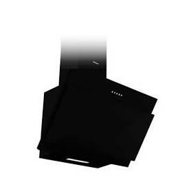 Focus Hotte - Décorative - 60 Cm - GL60 - Noir - 3 vitesses - Garantie 2 Ans