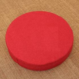 Coussin d'assise -Rouge