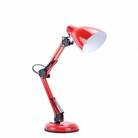 Lampe bureau réglable style moderne - Rouge