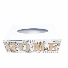 Porte Boite Papier - 'HOME'