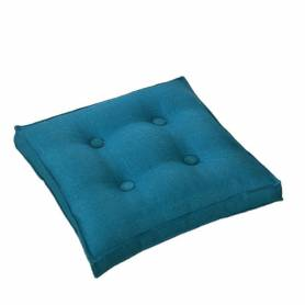 Coussin De Sol 45*45 -  Turquoise