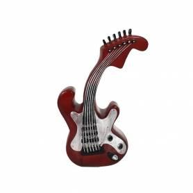 Objet de Décoration - Guitare Electrique - 25.5 X 17 X 8.5 Cm