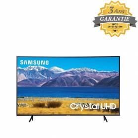 "Samsung 65"" Curved Crystal UHD 4K 65TU8300 modele 2020- Garantie 3 Ans"