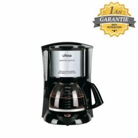 Ufesa Cafetière à filtre Avantis - CG7232 - 800W - 1L - Noir - Garantie 1 An