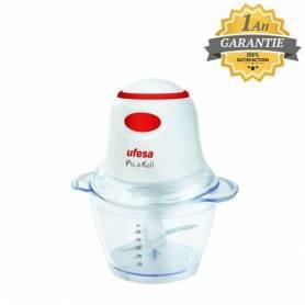 Ufesa Mini Hachoir Compact - 400W - PD5325 - Blanc - Garantie 1 An
