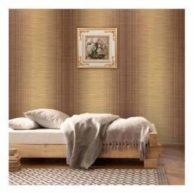 Papier peint Vinyle - Bronze - 70 cm x 10 m Papier peint Vinyle